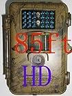 ScoutGuard SG560V-12131 85-Feet 720P HD Long Range SG560-8m HD Black IR Scouting/Trail Game Hunting Camera