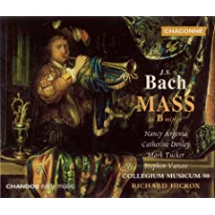 Mass in B Minor, BWV 232: Kyrie eleison (Chorus, Soprano, Alto, Tenor, Bass)