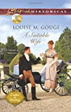 img - for A Suitable Wife (Love Inspired Historical) book / textbook / text book