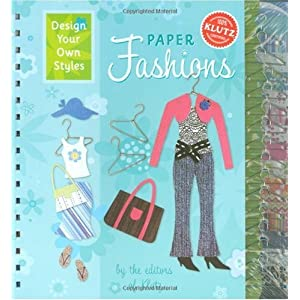 Paper Fashions (Klutz)