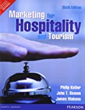 img - for Marketing for Hospitality and Tourism book / textbook / text book