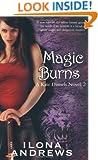 Magic Burns (Kate Daniels Novel)