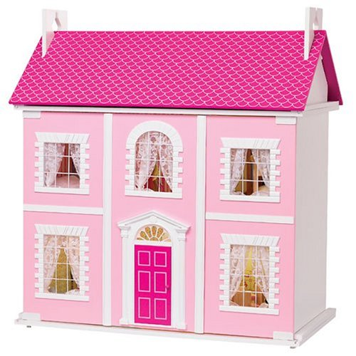 Dolls House Emporium Camellia Cottage - Painted and Decorated Flat Pack Kit