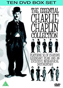 Charlie Chaplin - The Essential Collection Featuring 50 Films And An Exclusive Biographical Documentary [DVD] [2005]