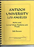 img - for HUM 490C Cornel West: Positions and Praxis Antioch University L.A. book / textbook / text book