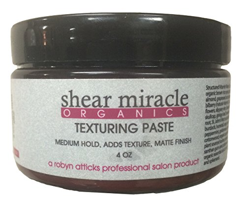 Texturizing Paste- Vegan, Gluten Free, GMO Free, No Animal Testing. (Sticky Rice Hair Product compare prices)