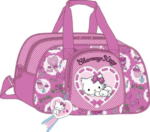 Charmmy Kitty Hello Kitty Reisetasche-Sporttasche