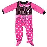 Disney Baby Girls' Minnie Blanket Sleeper (Baby) - Minnie 1 - 24 Months
