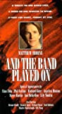 And the Band Played On [VHS]