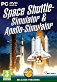 Space Shuttle Simulator : Apollo Simulator Inc (PC DVD)