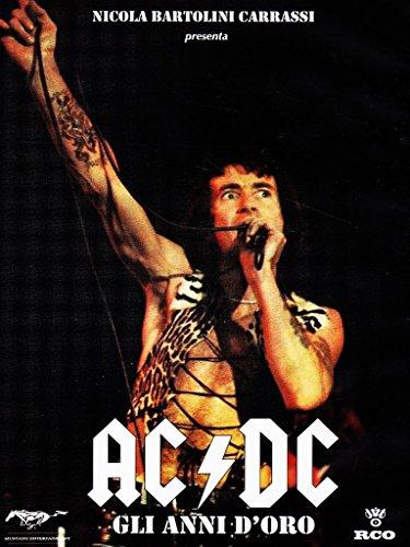 AC/DC: Gli Anni d'Oro (DVD)