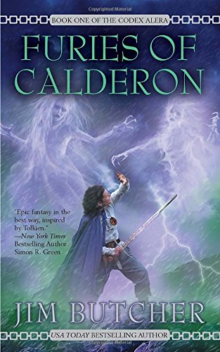 Furies of Calderon (Codex Alera, Book 1) (Jim Butcher Cinder Spires compare prices)