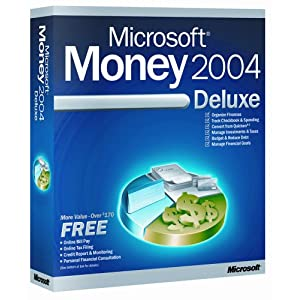 Microsoft Money 2004 Deluxe (Old Version)