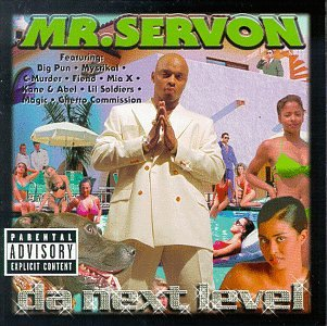 Mr. Serv-on - Tank Niggas
