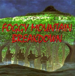Original album cover of Foggy Mountain Breakdown by Various Artists