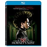 The Girl Who Kicked the Hornet's Nest [Blu-ray] ~ Noomi Rapace