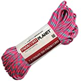 Paracord Planet 50 550lb Type III Cotton Candy Paracord