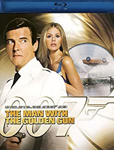 The Man with the Golden Gun [Blu-ray] (Bilingual)