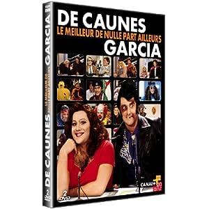 De Caunes / Garcia : Le Meilleur de Nulle Part Ailleurs affiche