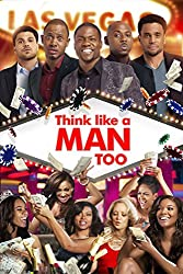 Think Like A Man Too [DVD] [2014]