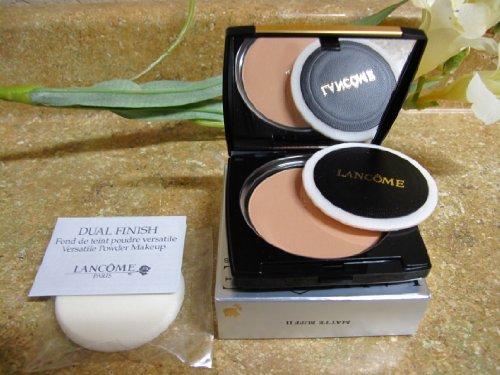 makeup: Lancome Dual Finish Versatile Powder Makeup Matte Buff II