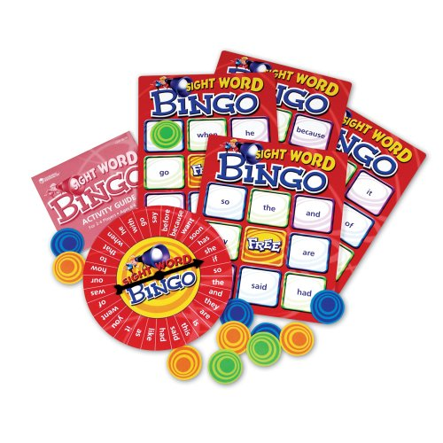 Learning Resources Sight Word Bingo - 1