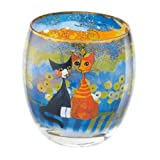 Rosina Wachtmeister Glass Tealight Candle Holder - Gatti di Fiori