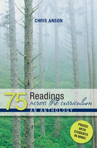 75 Readings Across the Curriculum