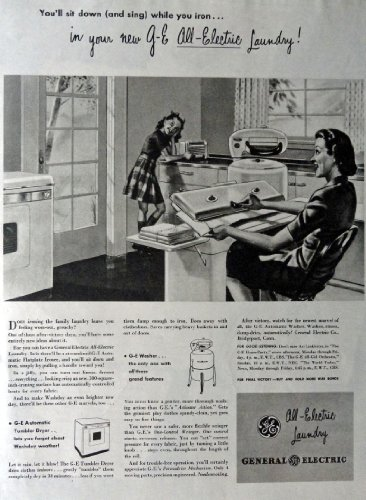General Electric Laundry