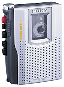 Sony TCM150 Cassette Voice Recorder - Portable