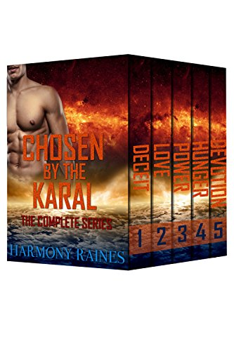 Chosen By The Karal - The Complete Series: Alien Lottery Romance