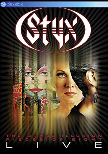 Styx - Grand Illusion&pieces Of Eight