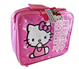 Sanrio Hello Kitty Lunch Box - Hello Kitty Insulated Lunch Bag