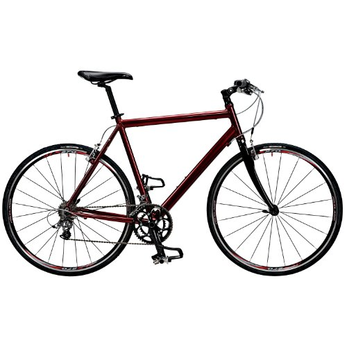 Nashbar FB-2 Flat Bar Road Bike - 51 CM