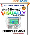 Teach Yourself Visually Frontpage 200...