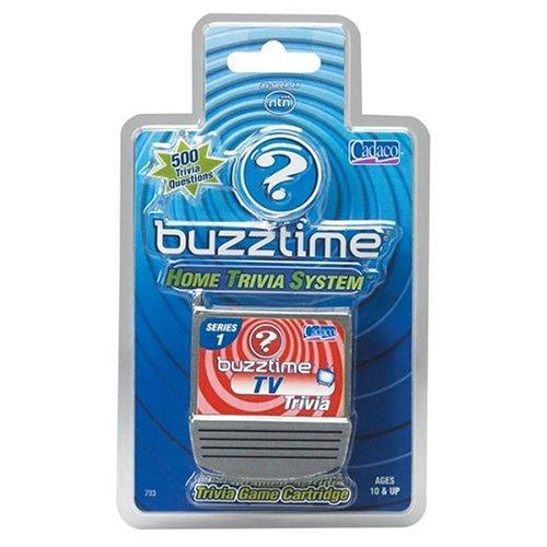 Buzztime TV Trivia Cartridge - Buy Buzztime TV Trivia Cartridge - Purchase Buzztime TV Trivia Cartridge (Cadaco, Toys & Games,Categories,Electronics for Kids,Learning & Education,Cartridges & Books)