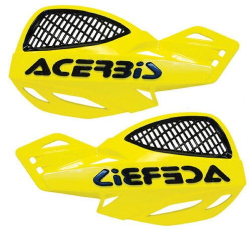 Acerbis Vented Uniko Yellow Handlebar Hand Guards Fits Honda Kawasaki Suzuki Yamaha Cr80 Cr85 Cr125 Cr250 Cr500 Crf80 Crf100 Crf150 Crf230 Crf250 Crf450 Xr80 Xr100 Xr200 Xr250 Xr350 Xr400 Xr500 Xr600 Xr650 Kx60 Kx65 Kx80 Kx85 Kx100 Kx125 Kx250 Kx500 Kx250f Kx450 Klx110 Klx125 Klx140 Klx250 Klx300 Kdx200 Kdx220 Rm65 Rm80 Rm85 Rm125 Rm250 Rmz250 Rmz450 Dr200 Dr250 Dr350 Drz110 Drz250 Drz400 Yz80 Yz85 Yz125 Yz250 Yz250f Yz450 Yz490 Wr250 Wr450 Ttr90 Ttr110 Ttr125 Ttr230 Ttr250 Yz40 Yz426 (Vented Hand Guard compare prices)