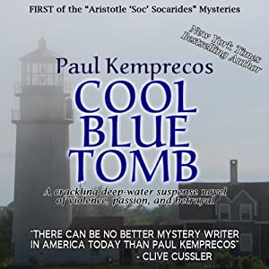Cool Blue Tomb | [Paul Kemprecos]