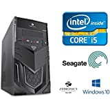 Desktop PC Intel® Core™ I5 660 Processor With Max Turbo 3.60GHz / 8GB DDR3 Ram / 500GB HDD / Windows 10 Pro /...