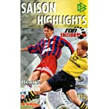 "Fu�ball ran-Edition 95/96 - Saison Highlights [VHS]von ""Reinhold Beckmann"""