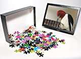 Photo Jigsaw Puzzle of Red-headed Woodpe...