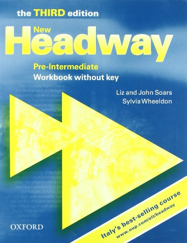 New Headway Pre-Intermediate (workbook without key)