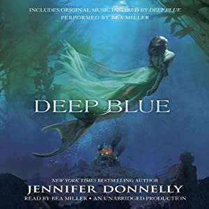 Deep Blue - Waterfire Saga, Book One: Deep Blue Audiobook