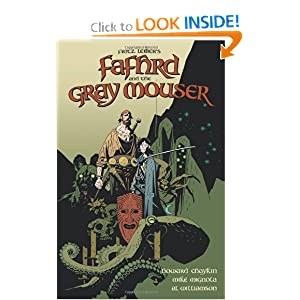 Fafhrd And The Gray Mouser by Howard Chaykin and Mike Mignola