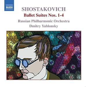 Shostakovich: Ballet Suites 1-4