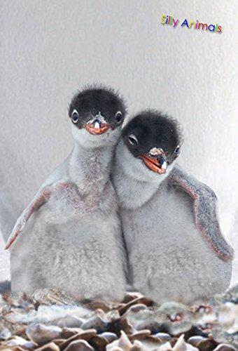 Gift Trenz Penguin Besties- 3D Magnet - 1