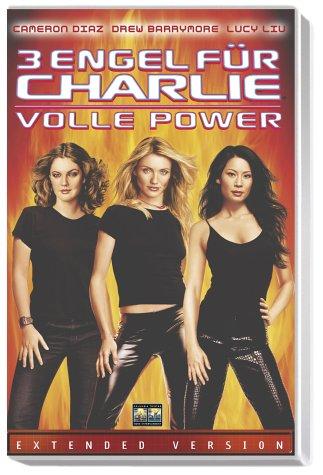 3 Engel für Charlie - Volle Power [VHS]