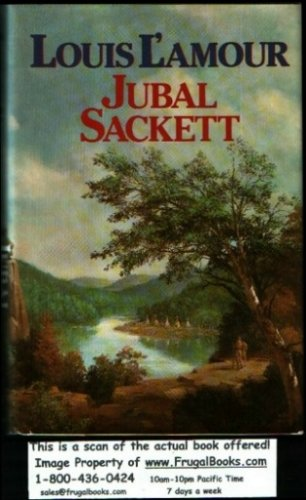 Image for Jubal Sackett (The Sacketts)