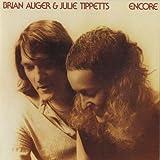Brian Auger & Julie Tippetts: Encore [Vinyl LP] [Stereo] [Cutout]