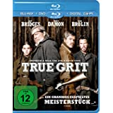 "True Grit (inklusive DVD + Digital Copy) [Blu-ray]von ""Jeff Bridges"""